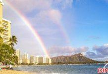 Cảnh đẹp Honolulu - Hawaii
