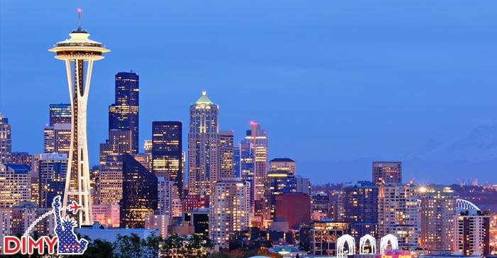 Seattle về đêm