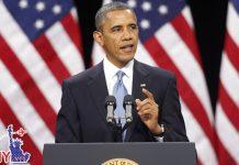 Tổng thống Mỹ Obama