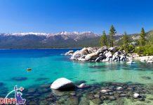 khung cảnh hồ Tahoe, Mỹ